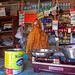 Potrait of a somali woman seller in a shop, Woqooyi Galbeed province, Baligubadle, Somaliland