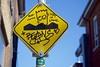 "Bart says ""be cool, stay in skool"" (designwallah) Tags: alleys bartsimpson laneways olympusm1240mmf28 olympusomdem5markii toronto ontario canada scribbles streetart"