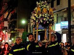 Good Friday. The procession (Chris Maroulakis) Tags: epitafios goodfriday vyronas procession fujix30 chris maroulakis pasxa easter orthodox 2018