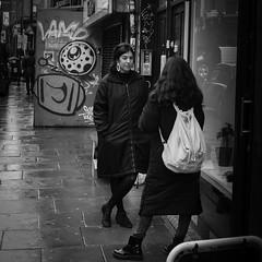 Chit chat (GBRphotography) Tags: londonstreets bricklane streetphotography streetstyle streetphoto fujifilmuk fujilove