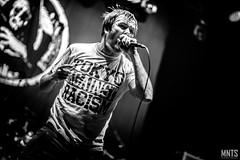 Napalm Death - live in Metalmania XXIV fot. Łukasz MNTS Miętka-18