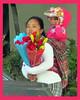 Flower Mama' (FireLensMan) Tags: flowerseller flowermama