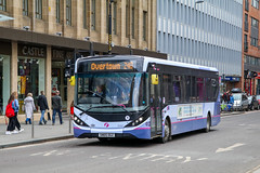 67047 SN65OGZ First Glasgow (busmanscotland) Tags: ad adl alexander dennis e20d enviro 200mmc e200 200 67047 sn65ogz first glasgow sn65 ogz
