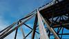 Spurwerkturm (frankdorgathen) Tags: wood sky perspektive perspective weitwinkel wideangle ruhrpott ruhrgebiet waltrop zeche tower spurwerkturm
