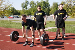 "Golden Dragons ""Back 9"" Competition (commandos10mtn) Tags: pt physical training army dragons commando commandos run ruck swim rope climb fortdrum newyork us"