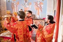 Богослужения в Неделю 2-ю по Пасхе
