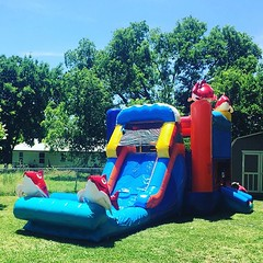 Safe to say my weekend is going well. ...my friends and I impulse-rented a bounce house/water slide combo. 😹🌈⭐️ . . . . #bouncehouse #adulting #myfriendsareawesome #dreamfulfilled #theadventuresofalleycatajandwhiskeysquirrel (ClevrCat) Tags: ifttt instagram safe say weekend is going well my friends i impulserented bounce housewater slide combo 😹🌈⭐️ bouncehouse adulting myfriendsareawesome dreamfulfilled theadventuresofalleycatajandwhiskeysquirrel