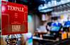 A Beer Pump Label (Temple Brew House - London) (Fujifilm X100F) (1 of 1) (markdbaynham) Tags: fuji fujifilm fujista x100f fujix transx fujix100f apsc fixedlens primelens compact london londonist londoner capital capitalcity gb uk centrallondon urban metropolis