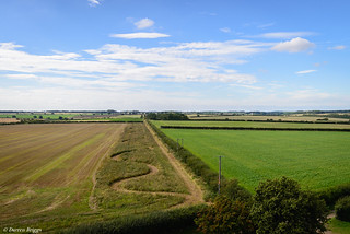 Views From Bircham Windmill.