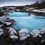 Icy Bruarfoss thumbnail