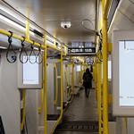 Das Innere eines Zuges der Baureihe IK. thumbnail