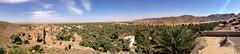 Touroug_Marokko_Panorama (intronx) Tags: marokko sahara oase touroug errachidia 2016 morocco oasis panorama