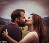 it started with a kiss... (Felicis_Flower) Tags: people sky lady woman frau mann man schwarzwald blackforest