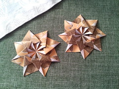 Canopus Star (ronatka) Tags: modularorigami star lidianesiqueira origamistar samsungsph