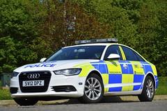 SV12 DPZ (S11 AUN) Tags: police scotland audi a6 30tdi quattro saloon abnormal load escort traffic car anpr rpu trpg trunkroadspatrolgroup roads policing unit 999 emergency vehicle ddivision sv12dpz