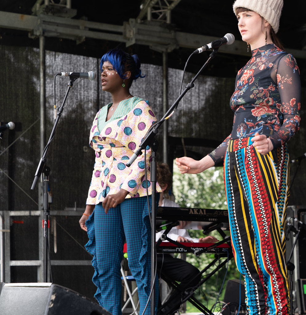 SHOOHRAH ALL THE WAY FROM CORK [PERFORMING AT AFRICA DAY 2018 IN DUBLIN]-140599