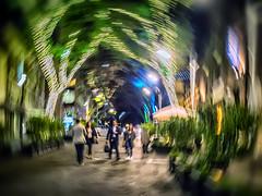 street 2 (Mariasme) Tags: therocks sydney vivid 2018 experimental deliberatecameramovement mpt631 matchpointwinner