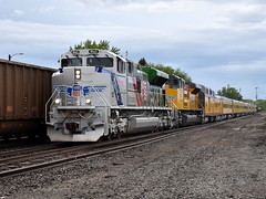 Spirit of Union Pacific (Robby Gragg) Tags: up sd70ah 1943 spirit union pacific whiting