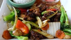 ~Pork Tenderloin Stir Fry~ (~☮Rigs Rocks☮~) Tags: rigsrocks truckerpics dinner stirfry pork porktenderloinstirfry spicykoreansauce chinnchinn mattawan michigan maindish eatinggoodintheneighborhood thisisthebomb