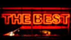 simply ..... (blende9komma6) Tags: hannover herrenhausen germany best red nikon d7100 night light licht nacht letter schrift neon blurred unscharf simply tina turner musik music