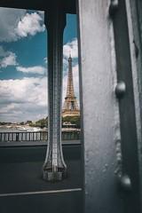 Paris 🗼 (Nicolas Jehly Photographie) Tags: monument parisian view bridge eiffeltower toureiffel paris