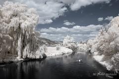 Altmühl - Infrared (gporada) Tags: infrared altmühlriver bayern summer bavaria eichstätt germany