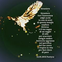 Straniero (Poetyca) Tags: featured image immagini e poesie sfumature poetiche poesia