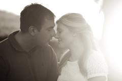 Will and Ashley (Sarah Sonny) Tags: portraits couple fiance fiances relationship boyandgirl husband wife wedding love kiss romance portrait