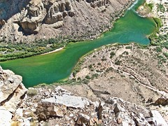 """Arizona Dreamin"" (Halvorsong) Tags: grandcanyon arizona colorado coloradoriver river water color green emerald riverrafting whitewater explore discover adventure outdoor nature wilderness backcountry wild nationalpark nationalparks old oldschool thewest landscape wow texture rock canyon canyons beauty awesome art photography naturephotography composition contrast geology geography rafting"