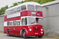 020 Running Day 2018 (Calum Melrose) Tags: leyland titan yws 611 ect lrc lrt lothian buses eastern scottish alexander edinburgh restoration calum melrose brian vintage bus museum