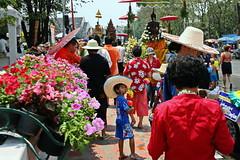 "Songkran in Chiang Mai (ol'pete) Tags: chiangmai parade buddhist พุทธศาสนิชน เชียงใหม่ ""make merit"" ทำบุญ songkran สงกรานต์ thailand ประเทศไทย เมืองไทย ""thapae road"" ถนนท่าแพ festival งานฉลอง canoneos350d"" ""efs1855mm"" ""earthasia"""