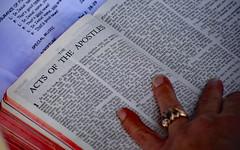 Pentecost Sunday (jimmmalm) Tags: bible pentecost acts apostles hand