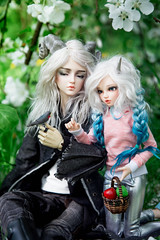 (Jane Kolyadintseva) Tags: bjd abjd popodoll doll fairy land