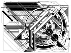 J.262a_mckie_2018 (Marks Meadow) Tags: abstract abstractart geometric geometricart design abstractdesign neogeo color pattern illustrator vector vectorart hardedge vectordesign interior architecture architectural blackwhite surreal space perspective colour asymmetry structure postmodern element cubism technology technical diagram composition aesthetic constructivism destijl neoplasticism decorative decoration layout contemporary mckie markmckie