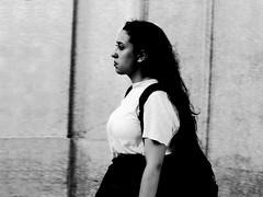 P1050846 urban portrait (gpaolini50) Tags: emotive esplora explore explored emozioni explora emotion eventi emotivestreet city cityscape biancoenero bw bianconero blackandwhite