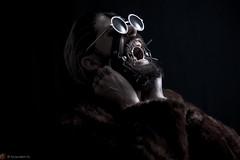 IMG_4436 (m.acqualeni) Tags: manuel manu acqualeni photographe photography anti noir black macabre sombre dark gothic gothique couronne files nu nude nudité sm fétiche fetish fétichiste sado maso bdsm portrait soumise soumission fond darklight light homme man bâillon