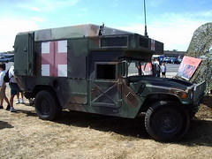 "HMMWV M997 Ambulance 1 • <a style=""font-size:0.8em;"" href=""http://www.flickr.com/photos/81723459@N04/26173901767/"" target=""_blank"">View on Flickr</a>"