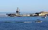 San Diego Bay, CA (SomePhotosTakenByMe) Tags: coronadobridge bridge brücke ship schiff warship kriegsschiff boot boat sandiegobay urlaub vacation holiday america amerika usa sandiego california kalifornien outdoor