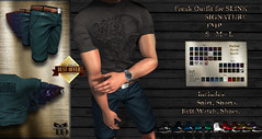 ^TD^Perfect Freak Outfit GIANNI SLINK TMP CLASSIC [FATPACK] (TreizedDesigns) Tags: