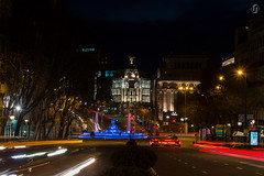 Alcalá Street (nieves.valderrama) Tags: autism cityatnight citylights lighttrails longexposure lowlightphotography madrid madridmemola night nightimages nightlights nightphotography nightscape nightscene nightshooters nightshot nofilter picoftheday spain streetlights themadridbible