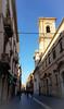 Chieti (mafe71) Tags: chieti abruzzo via road torre campanile città paese street