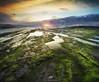 ZIG ZAG SUN (Anderony) Tags: algorín zumaia españa spain nature seascape canon 5d markii sunset