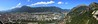 014 (boeddhaken) Tags: europe westerneurope travel france frenchalps alps mountains grenoble citytrip city panorama cityview