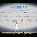 Wyndham Hotel Group Global Conference 2018_SVP Global Brands Lisa Checchio_by Wyndham brand bar