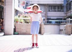 我家美少女! (CasaDeAM) Tags: hat shine sunny girl