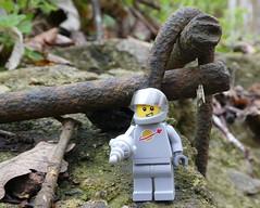 Grey Explorer (captain_joe) Tags: kiel mönkeberg ölberg beton toy spielzeug 365toyproject lego minifigure minifig