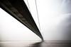 suspenseful (Steven Eric Parker) Tags: humber humberbridge suspense architecture