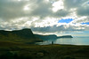 Neist point Isle of Skye_8267 (ichauvel) Tags: iledeskye isleofskye neistpoint écosse scotland royaumeuni unitedkingdom europe westerneurope voyage travel paysage landscape homme man nature beautédelanature beautyofnature avril aprilprintemps spring matin morning mer sea ocean vue view panorama nuages clouds ciel sky littoral côte personnage marcher walking falaises cliffs getty