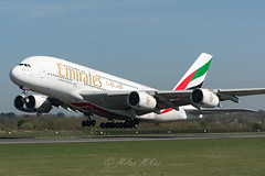 A6-EOT (milan_146) Tags: a6eot airbus airbusa380861 emiratesairline emirates a388 ek uae ek22 man egcc manchester ringway dubai runway taxiway 23l airliner aeroplane airline aircraft plane commercialairliner commercialaircraft takeoff rotate climbout departure aircraftimage aviationphotography aviation airport airfield aerodrome flight transport travel holiday nikon d7100 nikkor
