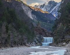 Torrente Dogna (manuel.thaler) Tags: mountain range valley snowcapped hill peak ridge scenery rolling landscape scenic dogna udine italy